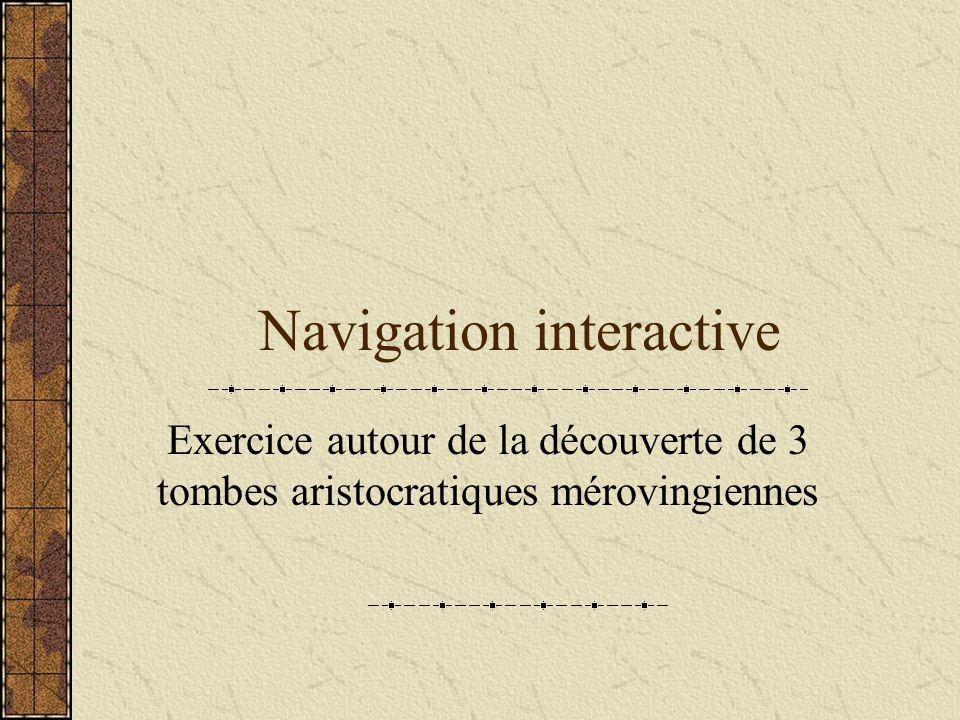 Navigation interactive