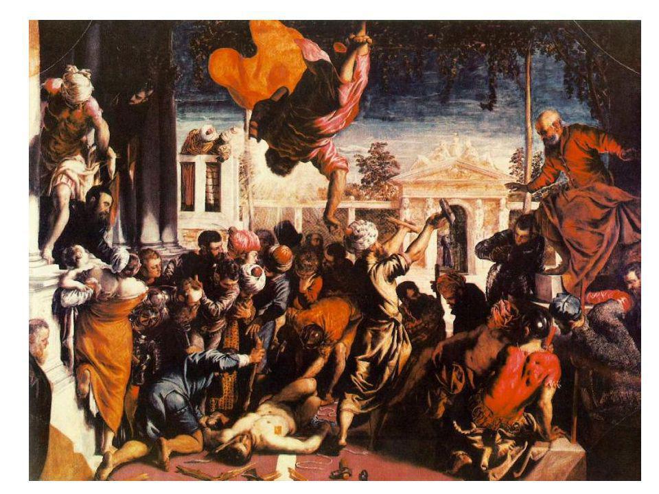 Le Tintoret le miracle de saint marc 1548