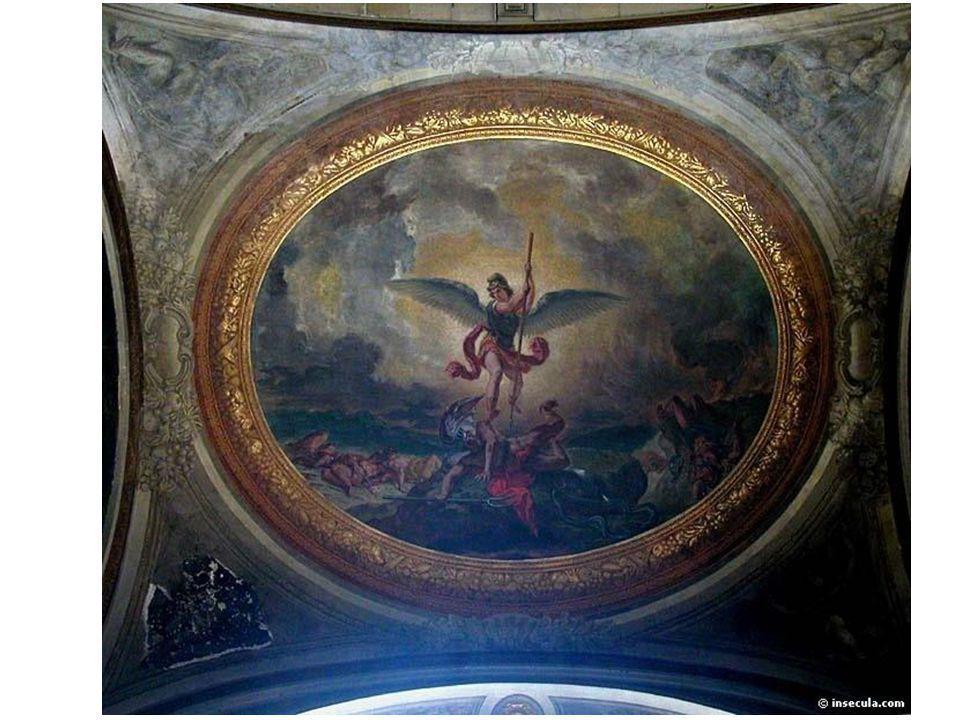 Saint Georges terrassant le démon