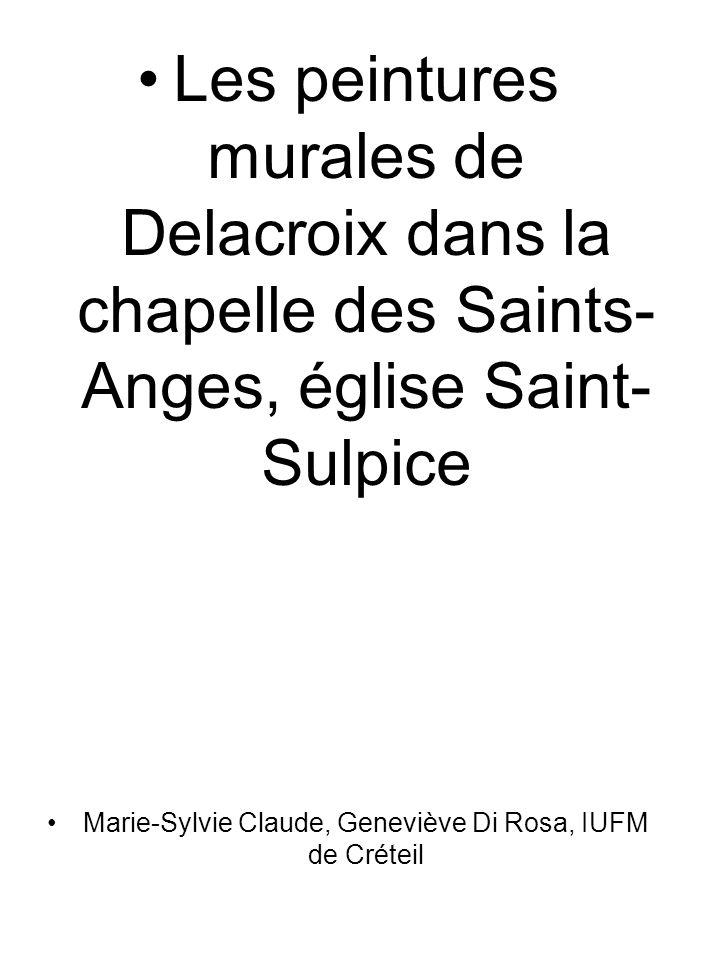 Marie-Sylvie Claude, Geneviève Di Rosa, IUFM de Créteil