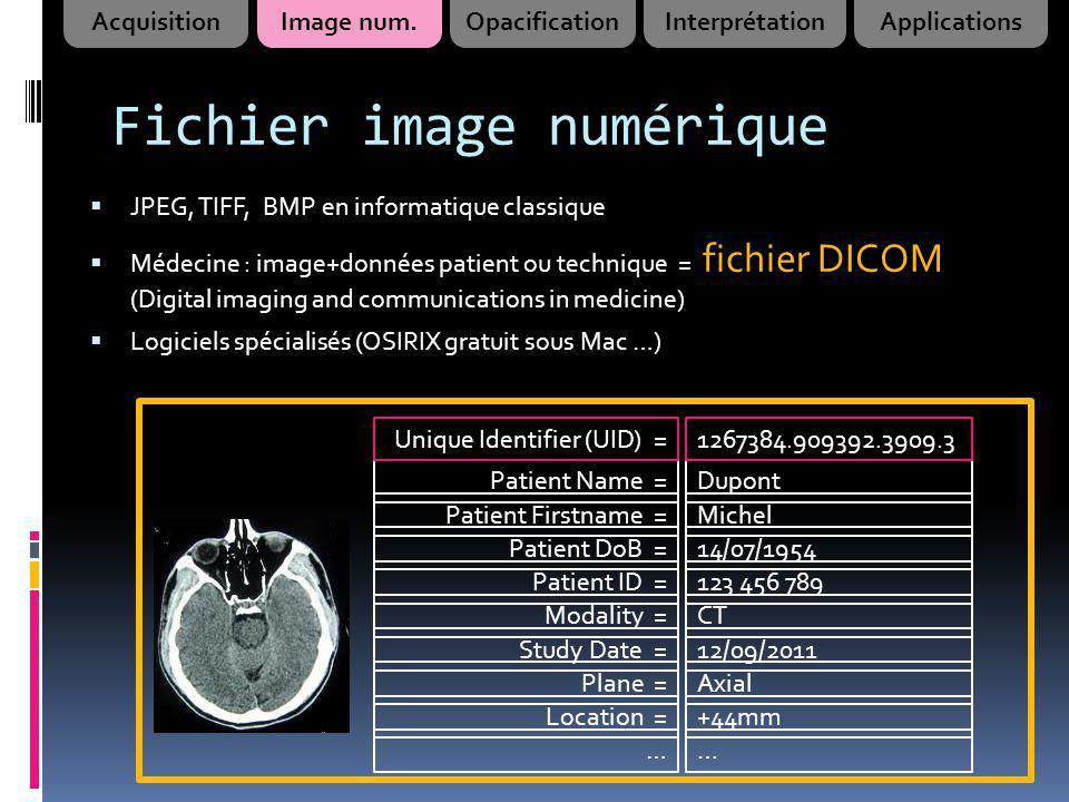 Fichier image numérique