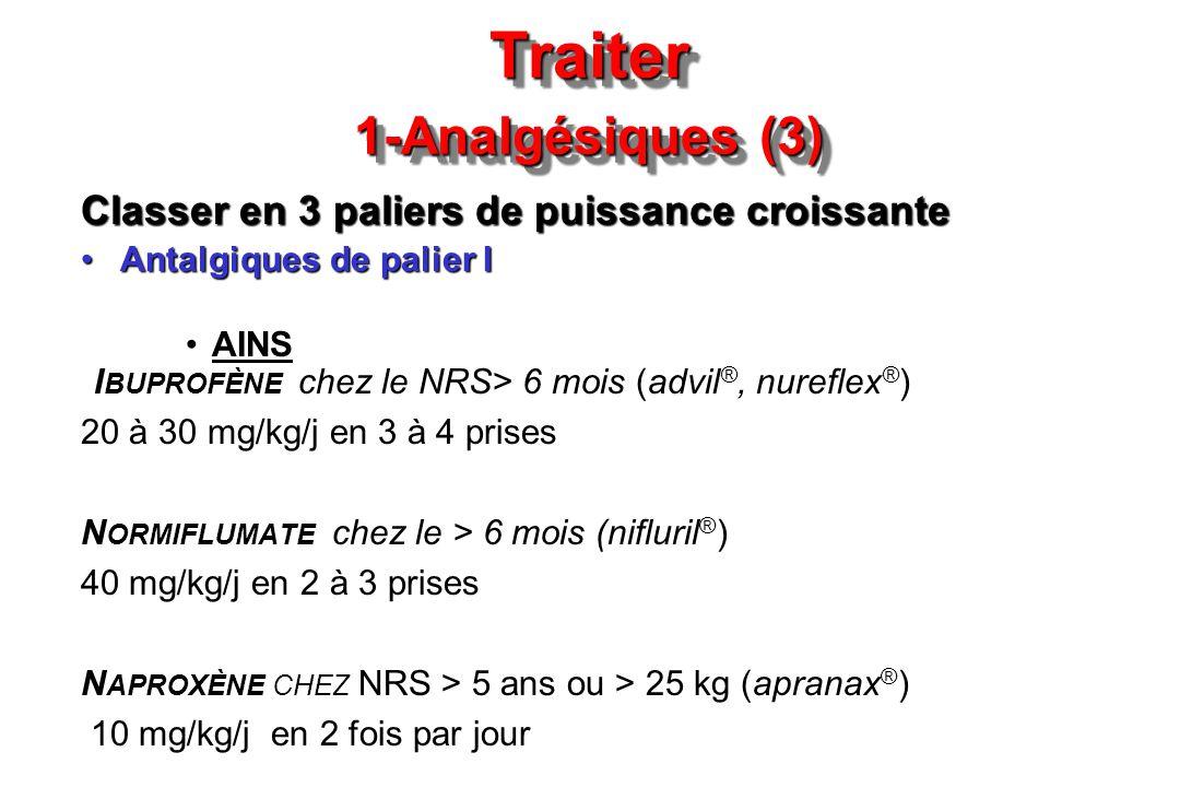 Traiter 1-Analgésiques (3)