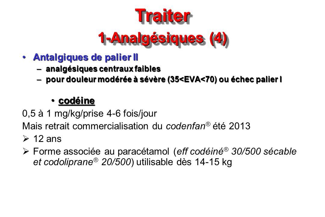 Traiter 1-Analgésiques (4)