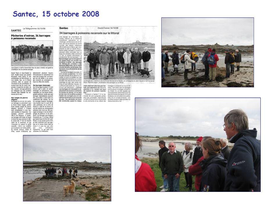 Santec, 15 octobre 2008