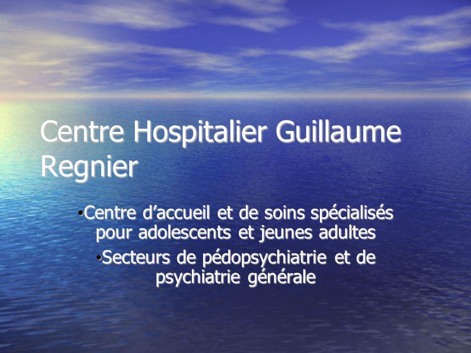 Centre Hospitalier Guillaume Regnier