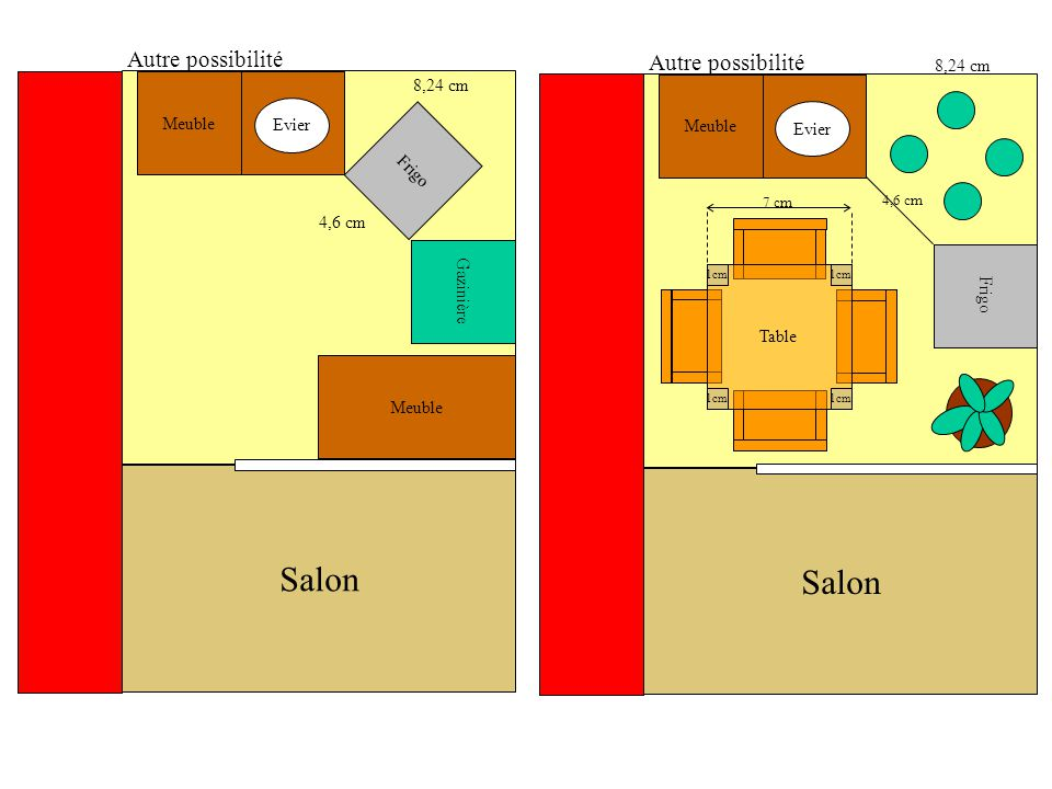 Salon Salon Autre possibilité Autre possibilité 8,24 cm 8,24 cm Meuble