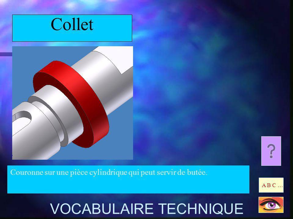Collet VOCABULAIRE TECHNIQUE