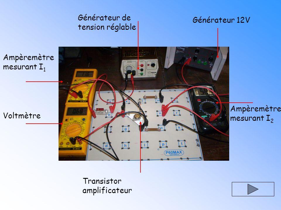 Générateur de tension réglable