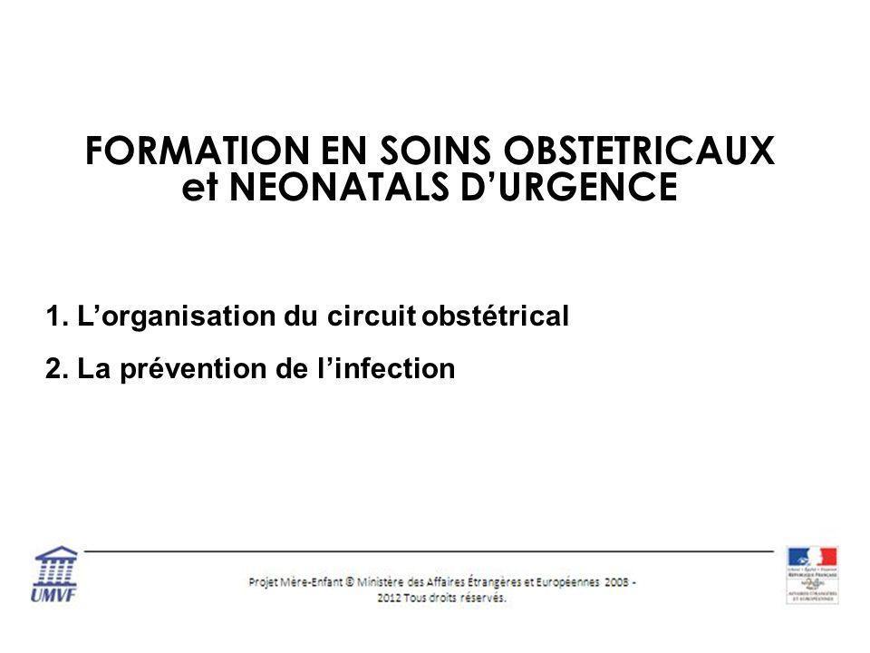 FORMATION EN SOINS OBSTETRICAUX et NEONATALS D'URGENCE