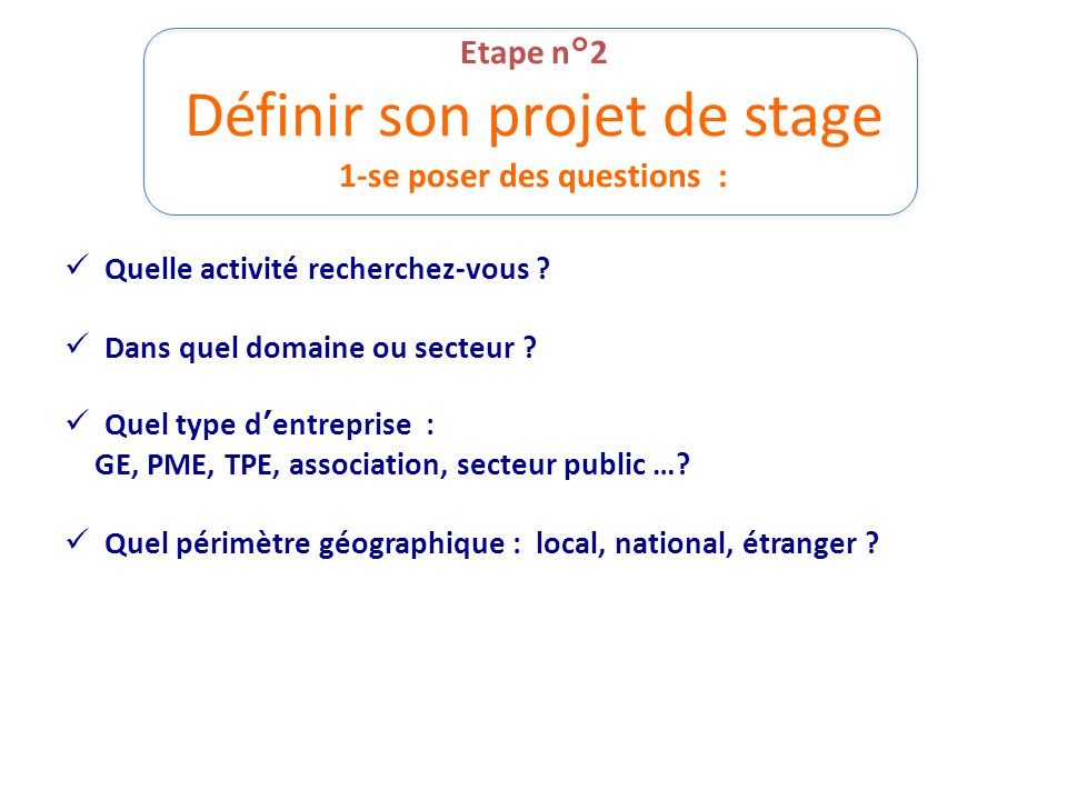 objectif stage sciences biom dicales ppt t l charger stage de gestion chambre des metiers
