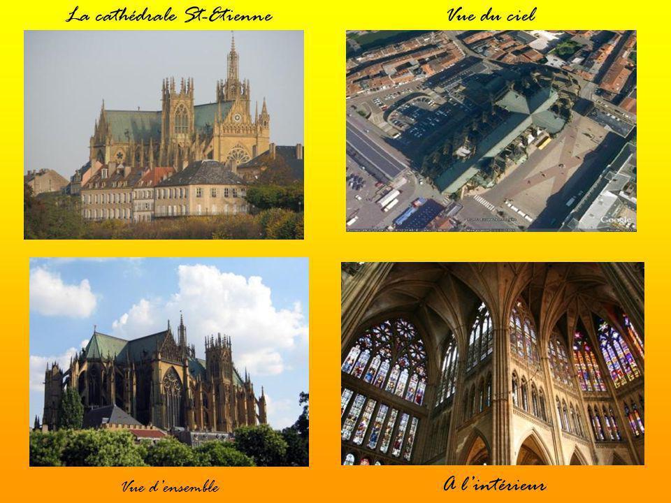 La cathédrale St-Etienne