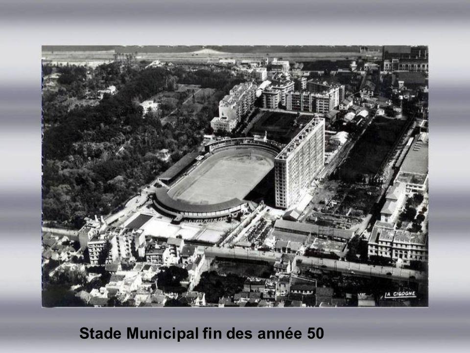 Stade Municipal fin des année 50