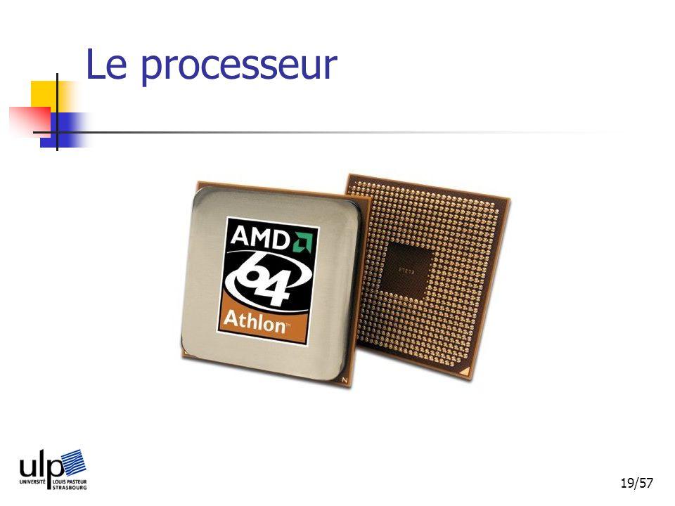 Le processeur