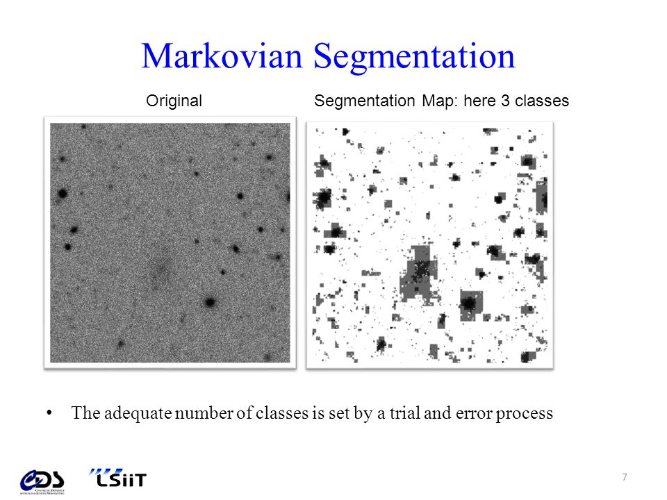 Markovian Segmentation