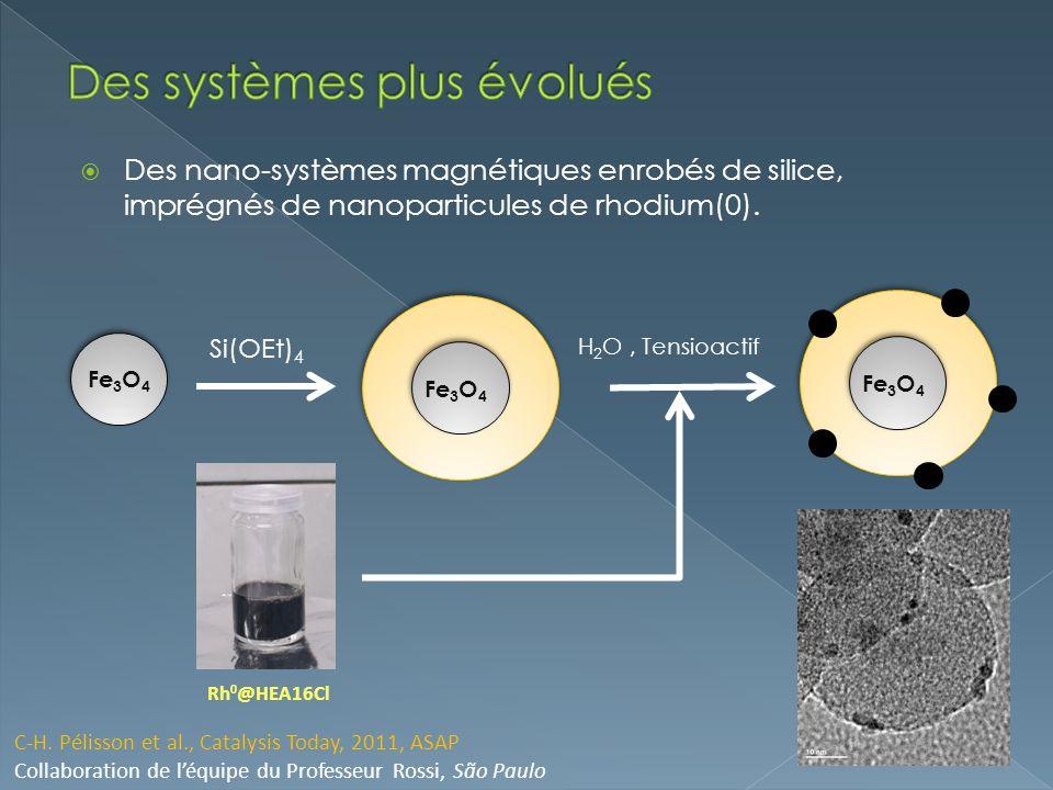 Des systèmes plus évolués