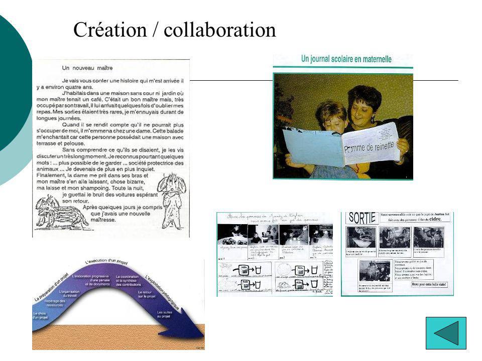 Création / collaboration