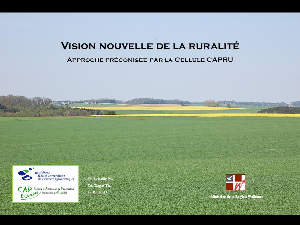 Vision nouvelle de la ruralité