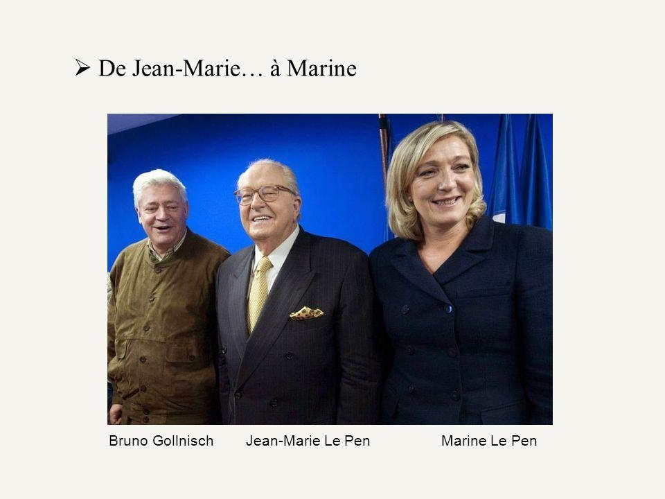 De Jean-Marie… à Marine