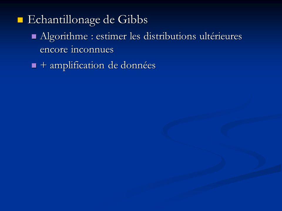 Echantillonage de Gibbs