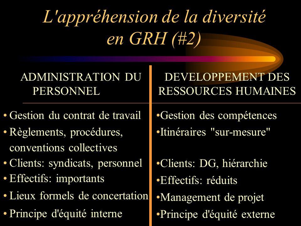L appréhension de la diversité en GRH (#2)