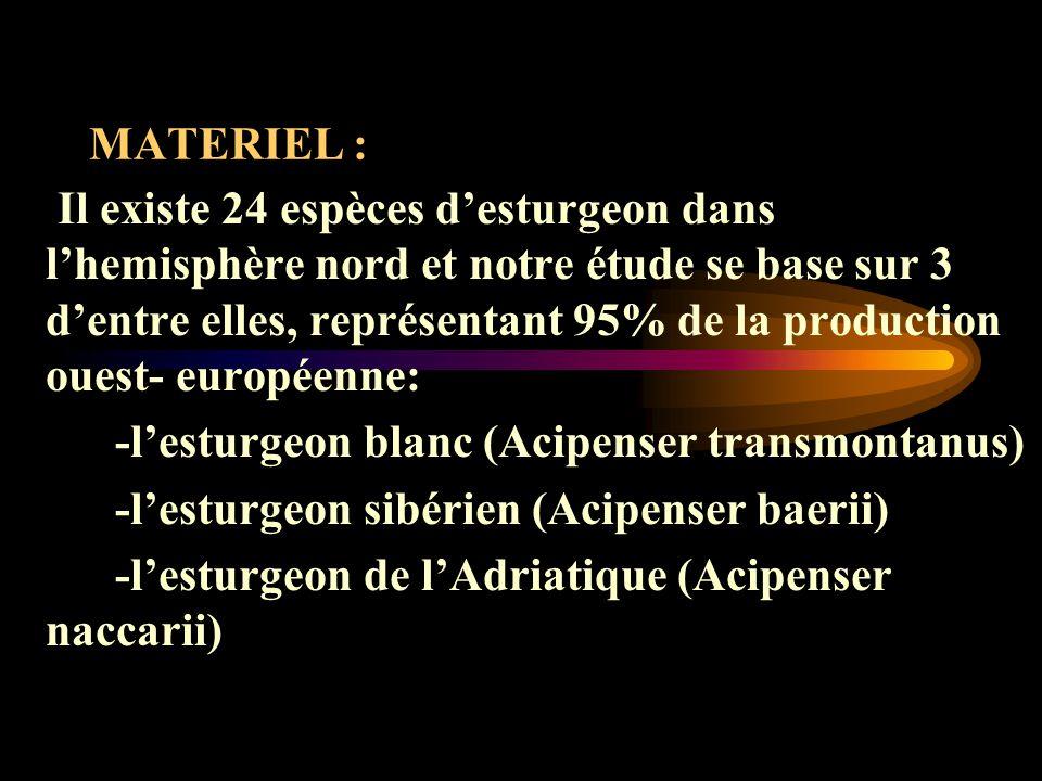 MATERIEL :