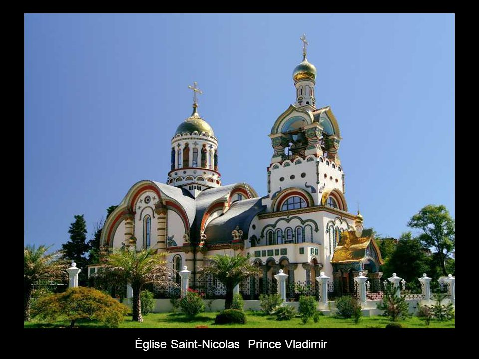 Église Saint-Nicolas Prince Vladimir