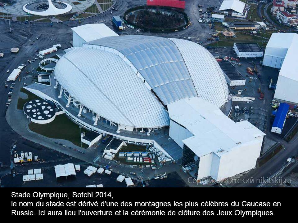 Stade Olympique, Sotchi 2014,
