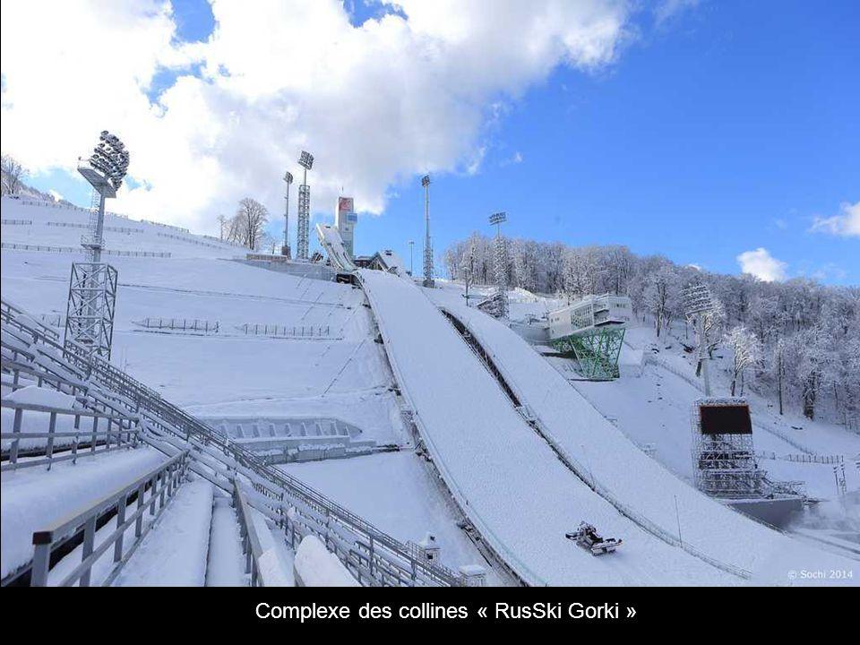 Complexe des collines « RusSki Gorki »