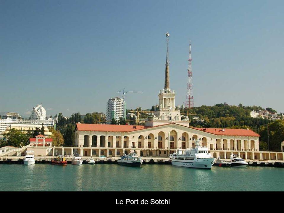 Le Port de Sotchi