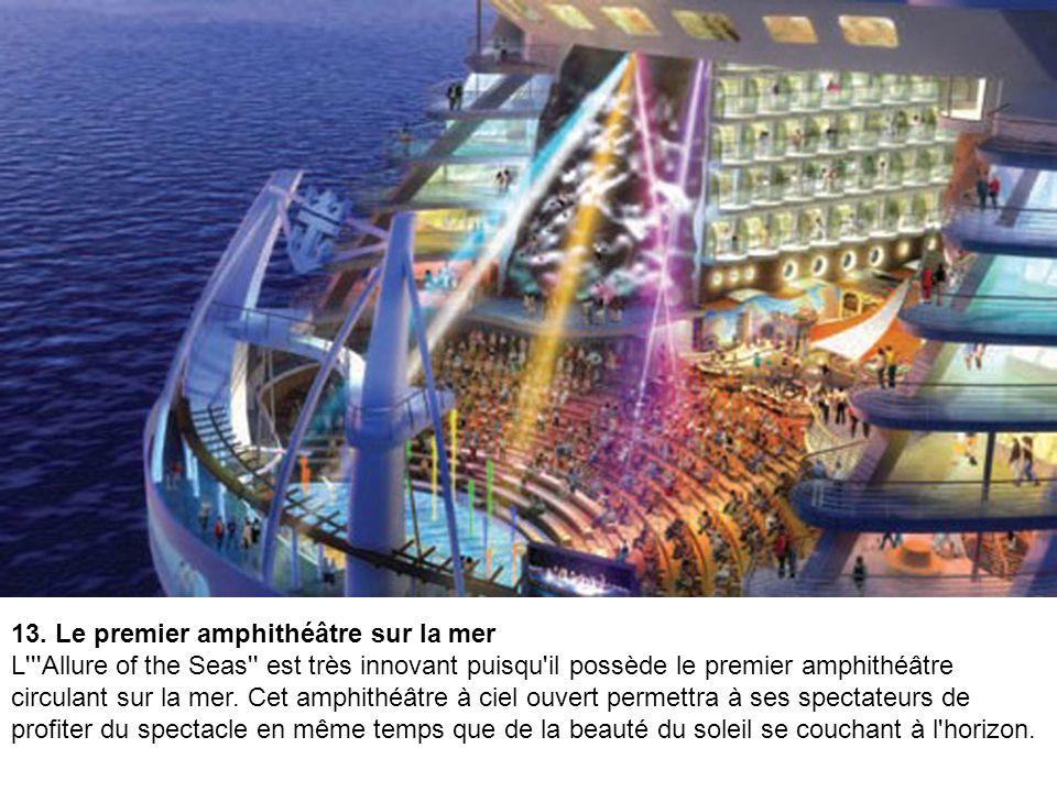 13. Le premier amphithéâtre sur la mer