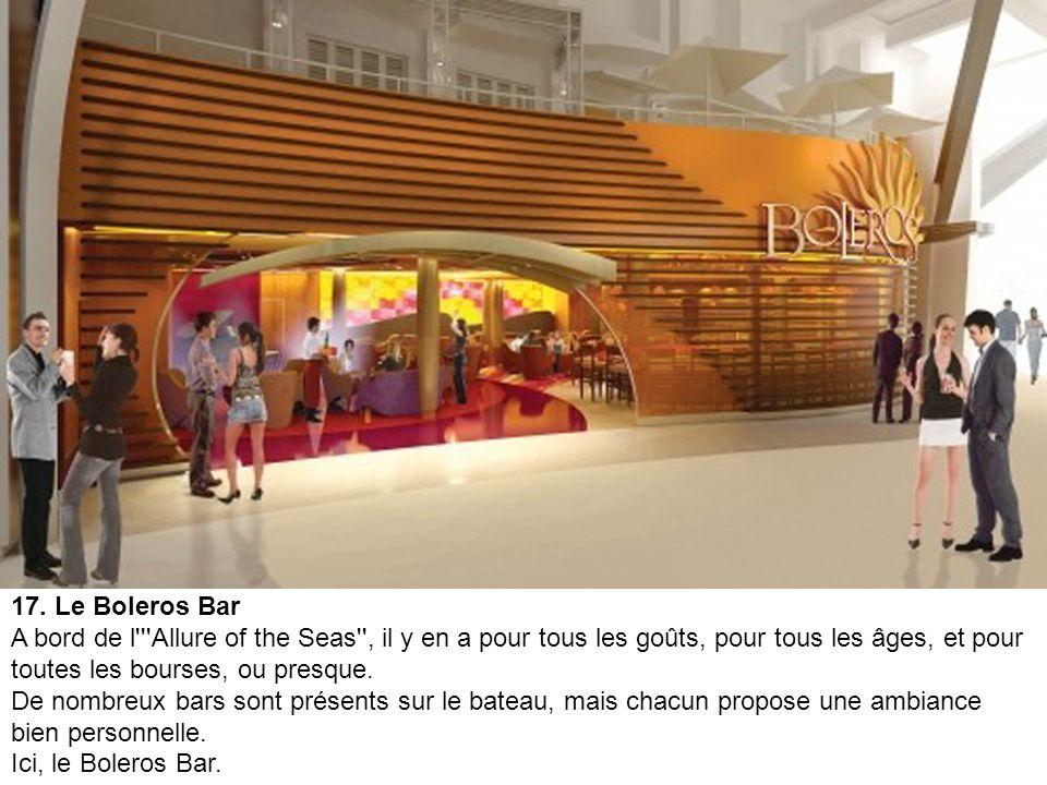 17. Le Boleros Bar