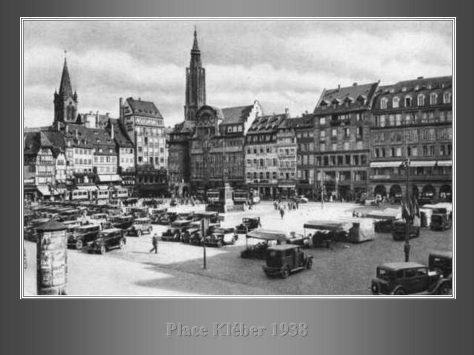 Place Kléber 1938