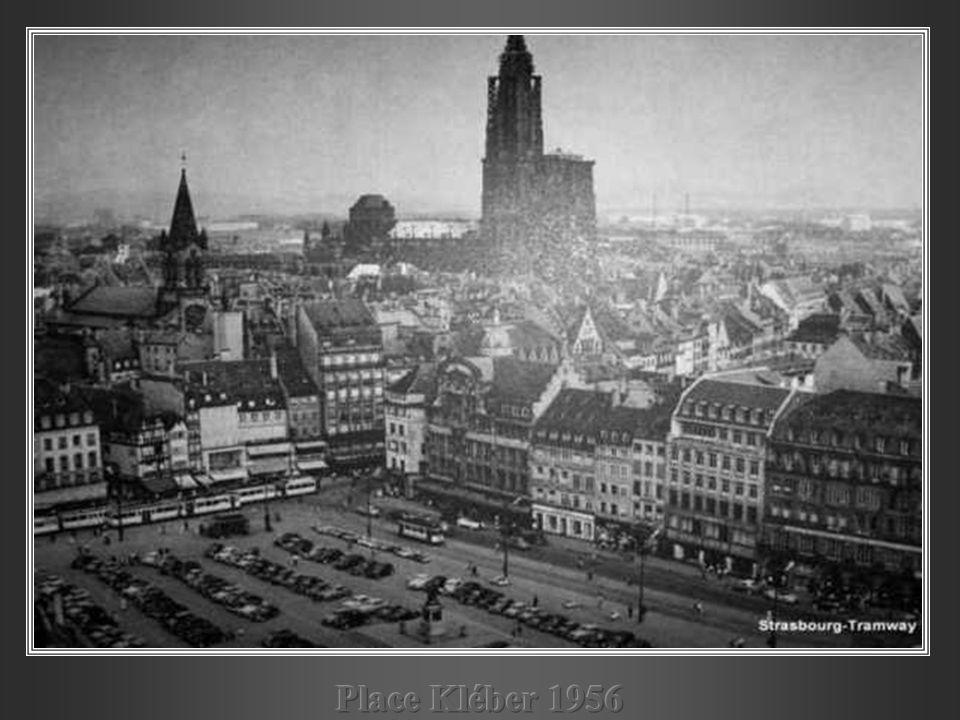 Place Kléber 1956