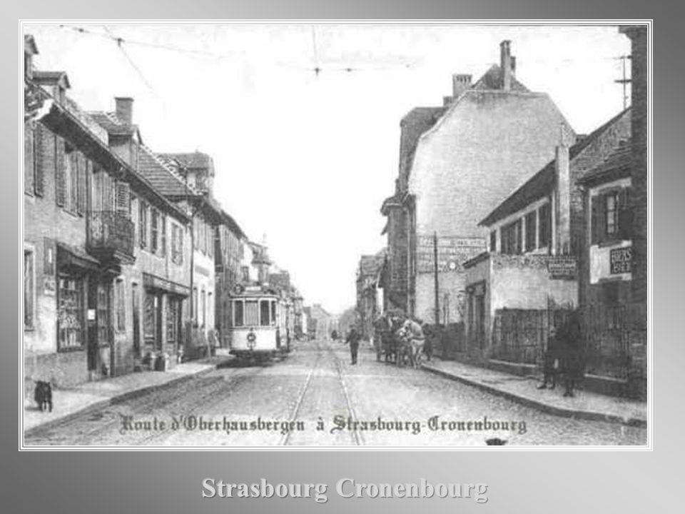 Strasbourg Cronenbourg