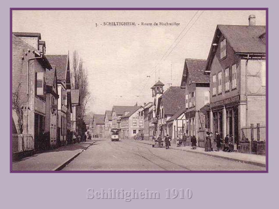 Schiltigheim 1910