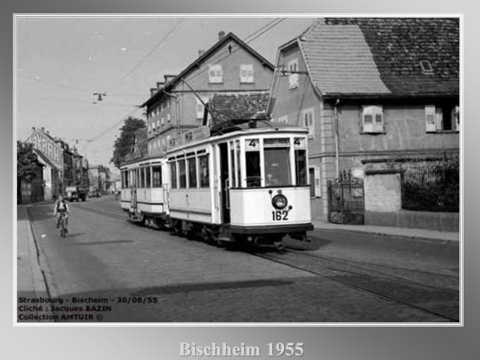 Bischheim 1955