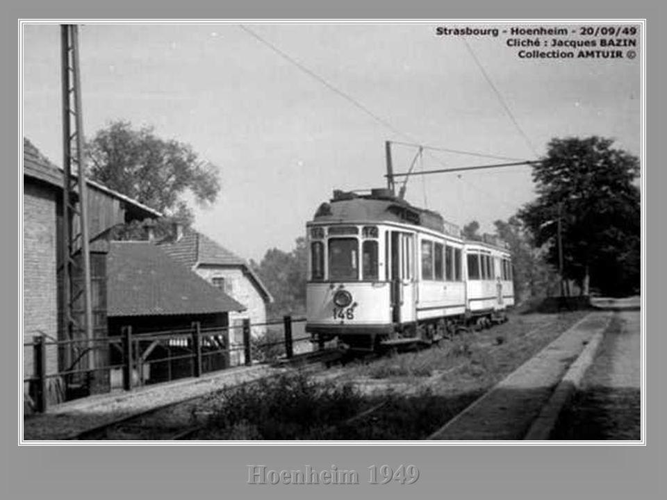 Hoenheim 1949