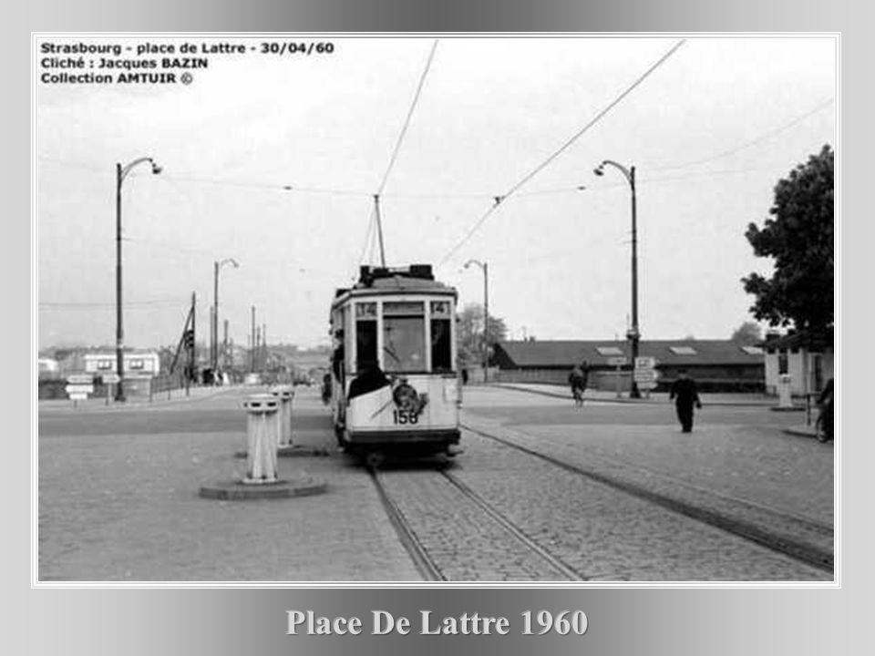 Place De Lattre 1960