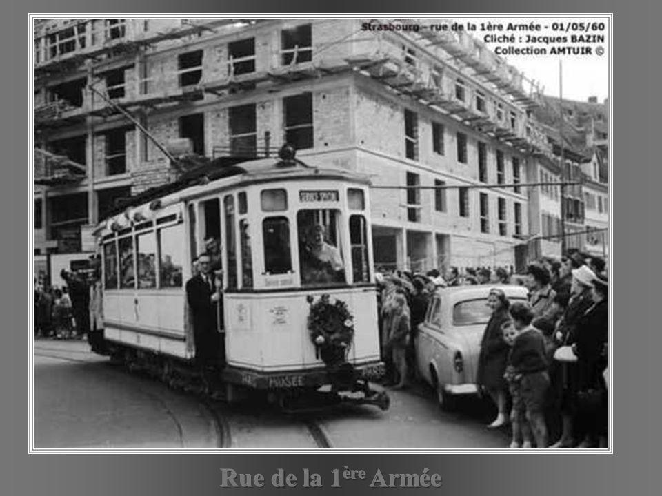 Rue de la 1ère Armée