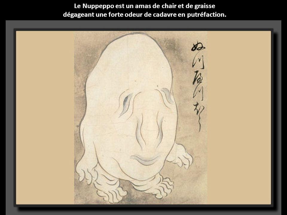 Le Nuppeppo est un amas de chair et de graisse