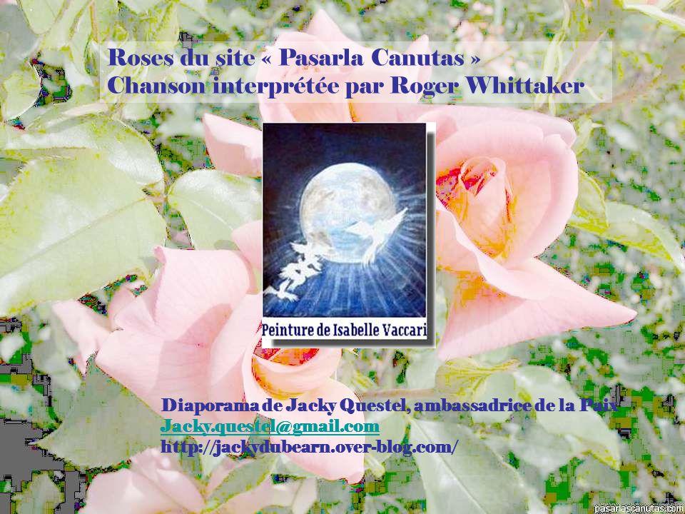 Roses du site « Pasarla Canutas »