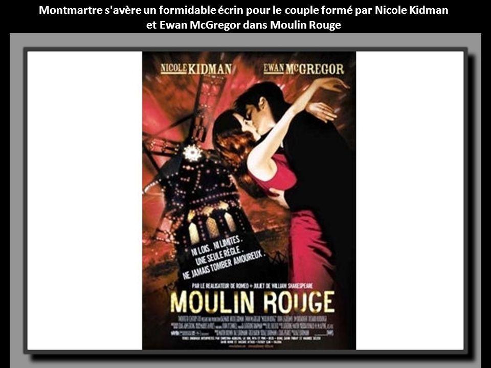 et Ewan McGregor dans Moulin Rouge