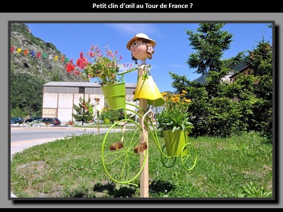 Petit clin d œil au Tour de France