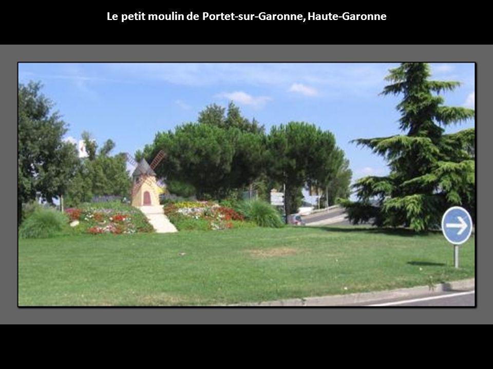 Le petit moulin de Portet-sur-Garonne, Haute-Garonne