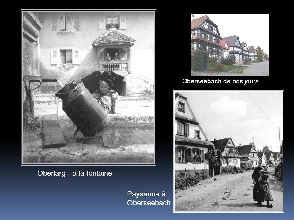 Oberlarg - à la fontaine