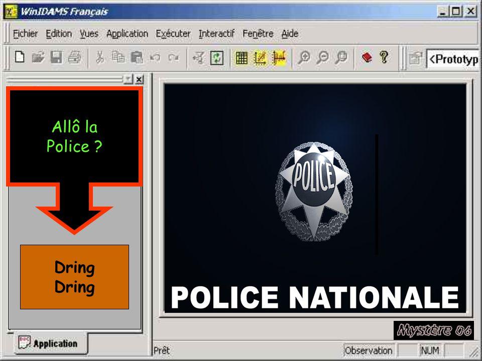 Allô la Police Dring