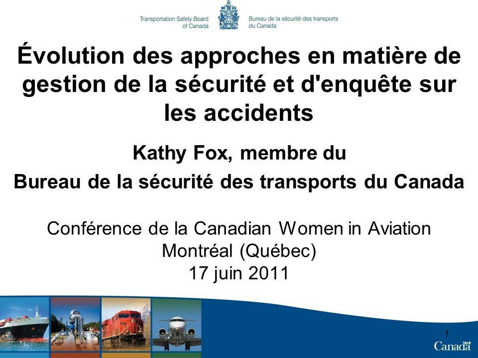 Bureau de la sécurité des transports du Canada