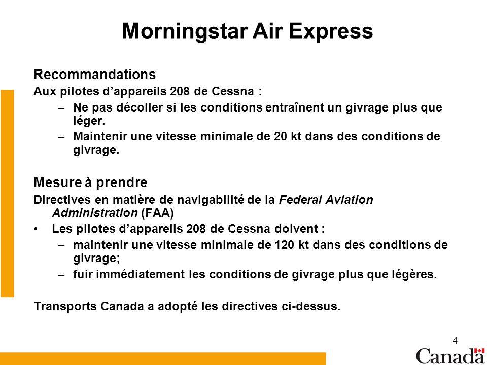 Morningstar Air Express