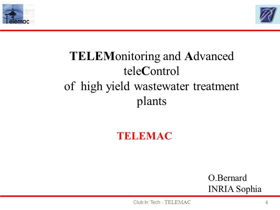 TELEMonitoring and Advanced teleControl