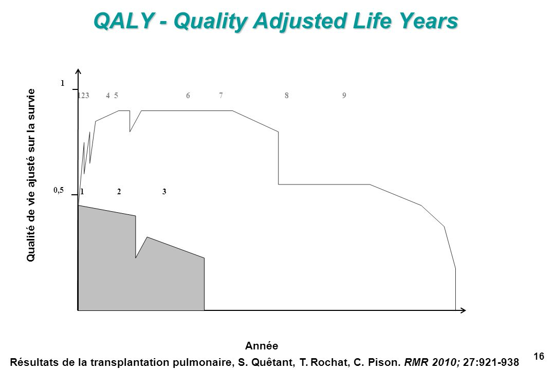 QALY - Quality Adjusted Life Years